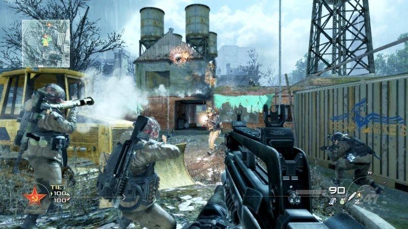Il Pacchetto Rinascita arriva per Call of Duty: Modern Warfare 2