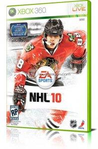 NHL 10 per Xbox 360