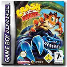 Crash of the Titans per Game Boy Advance