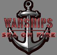 Warships - Sea on Fire per iPad