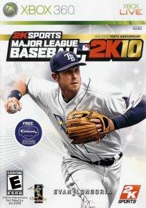 Major League Baseball 2K10 per Xbox 360