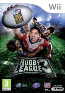 Rugby League 3 per Nintendo Wii