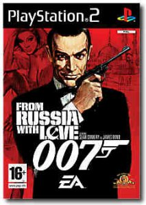 James Bond 007: From Russia With Love per PlayStation 2