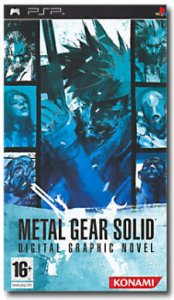 Metal Gear Solid: Digital Graphic Novel per PlayStation Portable