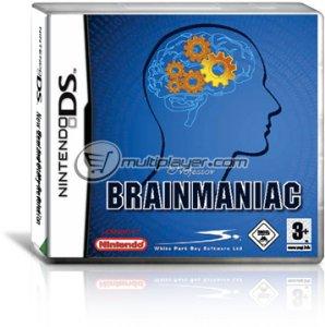 Professor Brainmaniac per Nintendo DS