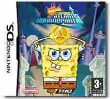 SpongeBob: Atlantis Squarepantis per Nintendo DS