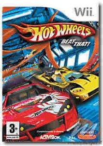 Hot Wheels: Beat That! per Nintendo Wii