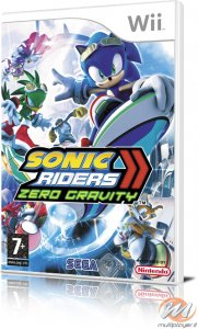 Sonic Riders: Zero Gravity per Nintendo Wii