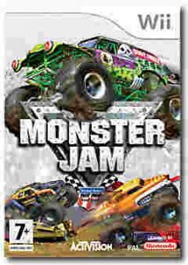 Monster Jam per Nintendo Wii