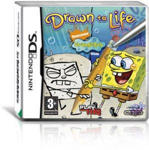 Drawn to Life: SpongeBob SquarePants Edition per Nintendo DS