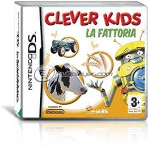 Clever Kids: La Fattoria per Nintendo DS