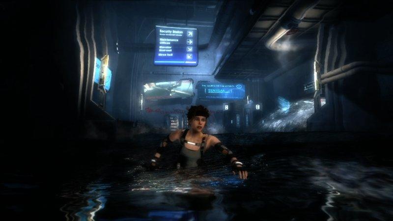 Hydrophobia a sconto su Xbox Live