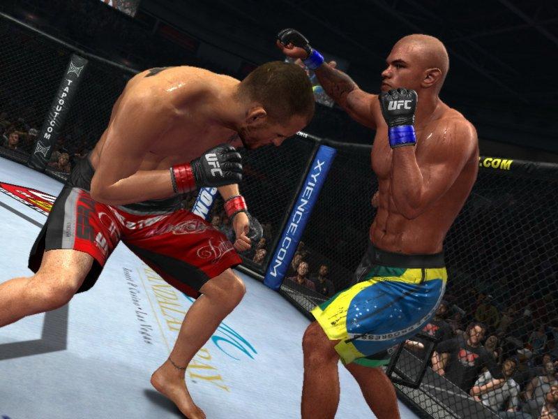 THQ avvia la sua campagna anti-usato con UFC Undisputed 2010