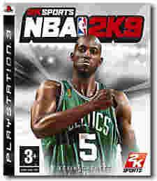 NBA 2K9 per PlayStation 3