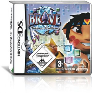 Brave: Shaman's Challenge per Nintendo DS
