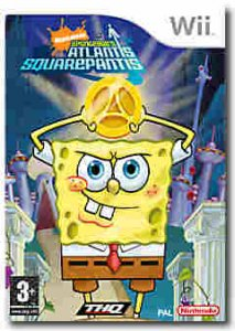SpongeBob: Atlantis Squarepantis per Nintendo Wii