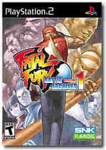 Fatal Fury: Battle Archives Volume 1 per PlayStation 2