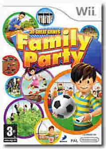 Family Party per Nintendo Wii