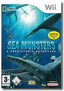 Sea Monsters: A Prehistoric Adventure per Nintendo Wii