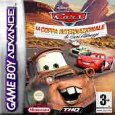 Cars: La Coppa Internazionale di Carl Attrezzi per Game Boy Advance