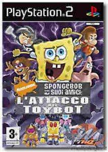 Spongebob e i Suoi Amici: L'Attacco dei Toybot per PlayStation 2