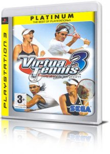 Virtua Tennis 3 per PlayStation 3