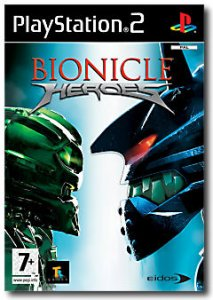 Bionicle Heroes (LEGO Bionicle) per PlayStation 2