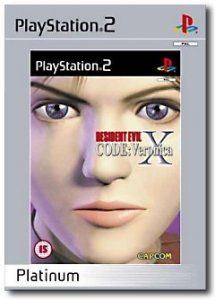Resident Evil: Code Veronica X (Bio Hazard Code: Veronica Complete) per PlayStation 2