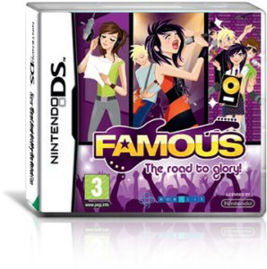 Famous: The Road to Glory per Nintendo DS