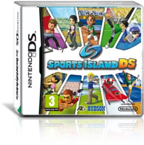 Sports Island per Nintendo DS