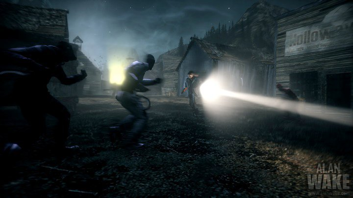 Un'analisi tecnica di Alan Wake in video