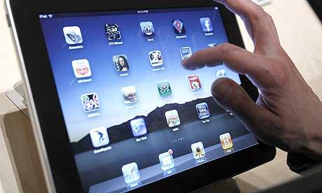 Due settimane con l'iPad