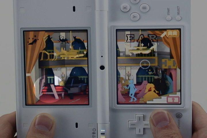 Viaggio al centro del 3DS