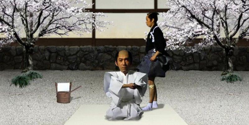 Un Harakiri per Shinji Mikami