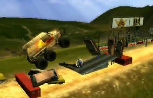 RedLynx annuncia Monster Trucks Nitro 2 per iPhone
