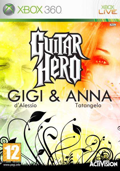 Annunciato Guitar Hero: d'Alessio & Tatangelo