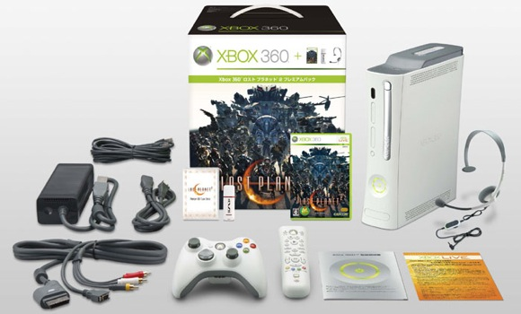 Bundle Xbox 360 - Lost Planet 2 in Giappone