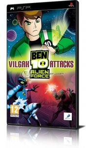 Ben 10: Alien Force - Vilgax Attacks per PlayStation Portable