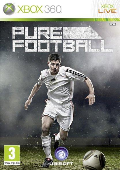 Svelata la copertina ufficiale di Pure Football