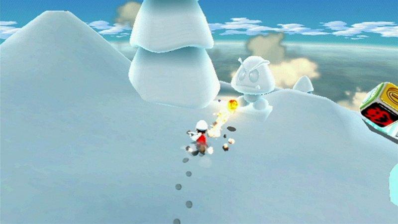 Una data giapponese per Mario Galaxy 2