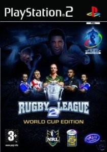 Rugby League 2: World Cup Edition per PlayStation 2