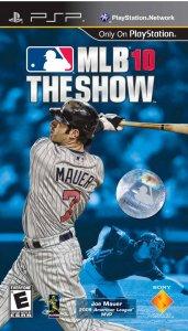 MLB 10: The Show per PlayStation Portable