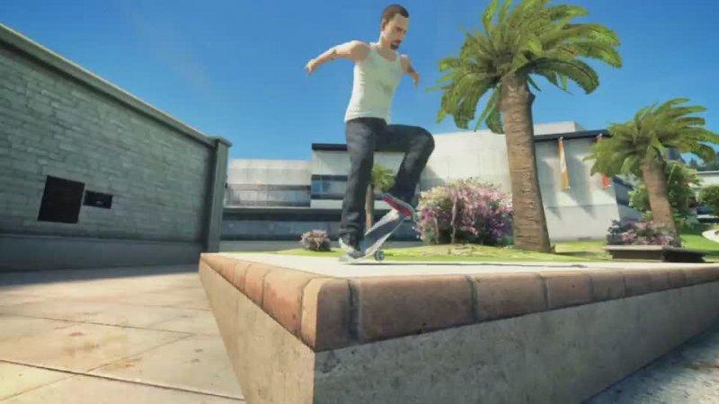 Le cadute di Skate 3 in un trailer inedito