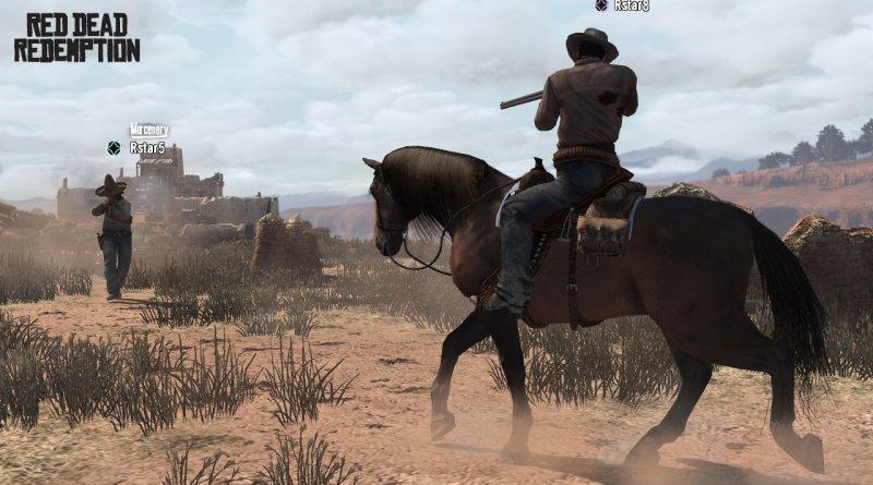Un filmato accoglie il multiplayer di Red Dead Redemption