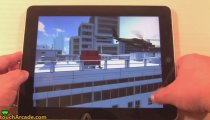 Mirror's Edge - Gameplay su iPad