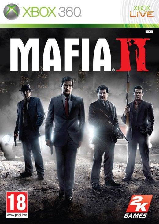 Svelata la copertina di Mafia II