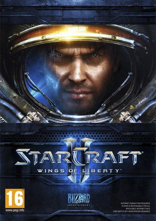 Presentato il packshot ufficiale di StarCraft II