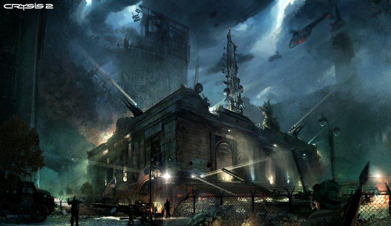 30 fps minimi e originalità per Crysis 2