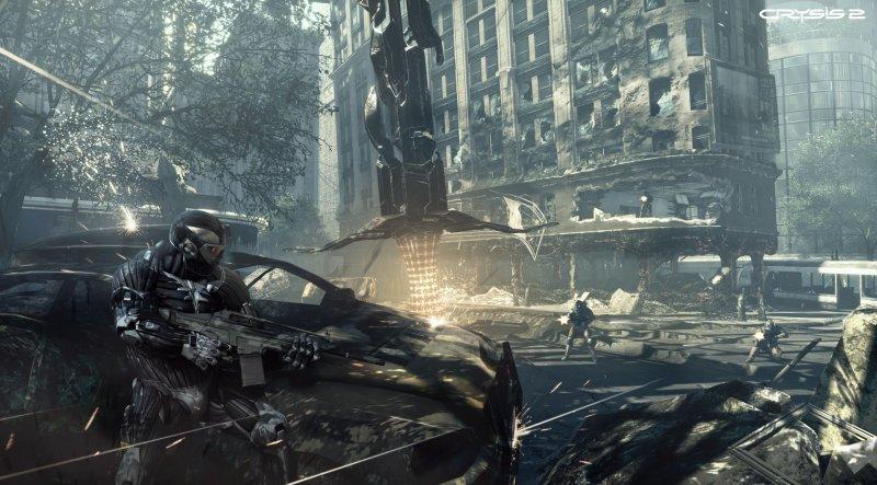 Crysis 2 già meglio di Killzone 2, CryEngine per tutti?