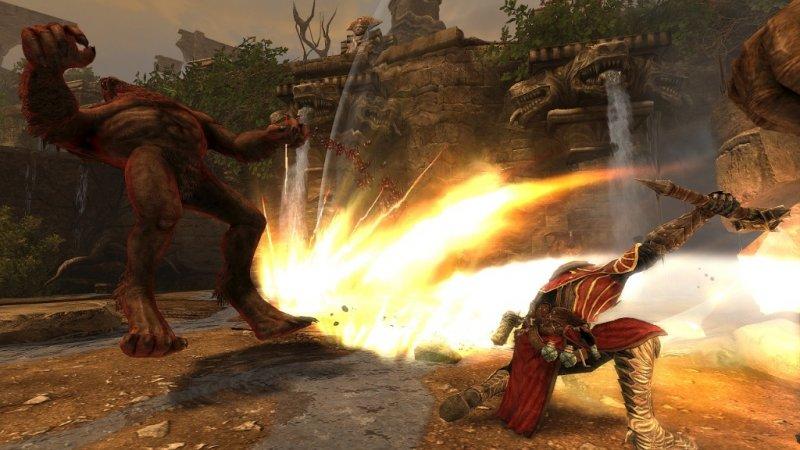 Niente Move per Castlevania: Lords of Shadow